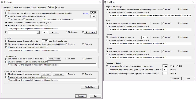 Software para Control de Impresión y Contador de Impresora | CZ Solution