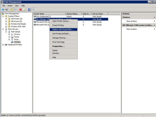 Enterprise Print Management | PrintLimit